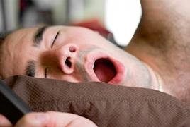 Ребенок храпит от заложенности носа