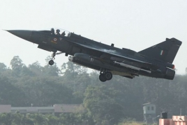 First Indian-designed fighter jet joins air force