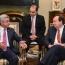 Саргсян - Обаме: Ожидаем от США активной посреднической миссии в карабахском конфликте
