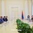 Саргсян заявил о важности повышения эффективности координации внешней политики стран ОДКБ