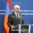Глава МИД Армении: В центре внимания заседания - стратегия коллективной безопасности до 2025 года