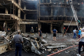 Armenia expresses condolences to Iraq over deadly Baghdad bombing