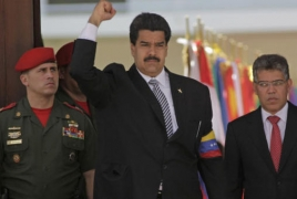 Venezuela President Maduro lifts power rationing