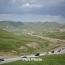 Azerbaijan shells Armenia-Georgia interstate highway