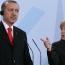 Merkel, Erdogan talk strained ties after Armenian Genocide vote