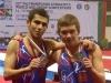 ՌԴ ներկայացնող Սերգեյ Ազարյանը՝  ցանցացատկի աշխարհի գավաթի հաղթող