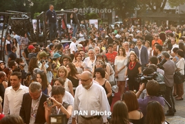 Golden Apricot International Film Festival opens in Yerevan