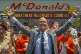 "Weinstein Co. flips McDonald's drama ""The Founder"" to awards season"