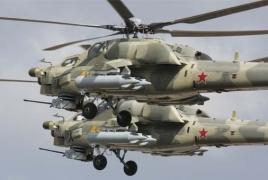 Российские бомбардировщики уничтожили пункт управления ИГ в Сирии