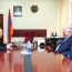 Defense official, OSCE envoy discuss Karabakh probing mechanisms