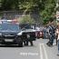 Ոստիկանության շենքի վրա զինված հարձակումը