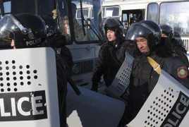 Ղազախստանում ոստիկանության բաժանմունքի վրա հարձակման հետևանքով 3 ոստիկան է զոհվել