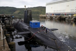 British MPs to vote on Trident nuke weapons system renewal