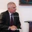 EU envoy, Armenia MP talk Yerevan hostage situation