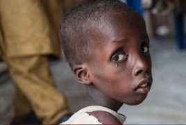 Nigeria children starving, UN says