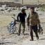 Syrian rebels seize Islamic State headquarters in Manbij: U.S. military