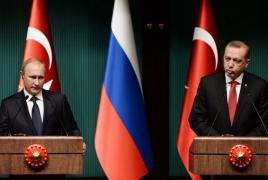 Встреча Путина и Эрдогана пройдет в России в начале августа