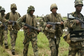 Nigeria army kills 12 Boko Haram militants, rescues 22 hostages