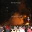Police, civilians collide near seized Yerevan HQ