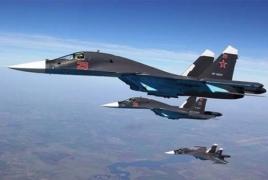 Российские бомбардировщики уничтожили 2 командных пункта ИГ в Сирии
