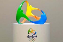 Swimmer Vahan Mkhitaryan chosen as Armenia's Olympic flag-bearer