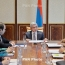 President Sargsyan meets with heads of law enforcement agencies