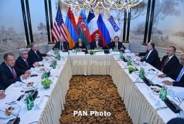 Уорлик: Сопредседатели МГ ОБСЕ продолжат работу по встрече Саргсяна и Алиева