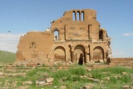 Армянский христианский храм IV века включен в список находящихся под угрозой памятников в Европе