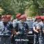 NSS confirms armed group released two police officers in Yerevan