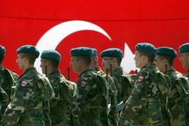 Турецкие власти освободили более тысячи военнослужащих