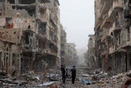 Армянонаселенный район Дамаска подвергся ракетному обстрелу: Есть погибшие и раненые