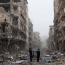 Armenian district of Damascus falls under rocket attack