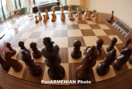 Армянские шахматисты занимают лидирующие позиции после трех туром Всемирной Олимпиады