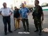 Yerevan: Two gunmen wounded in police fire overnight
