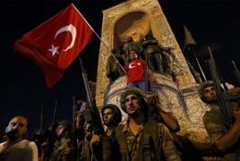 В попытке военного переворота в Турции участвовали почти 8.7 тысячи военных