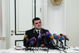 Chief Prosecutor: Some of gunmen may avoid criminal responsibility