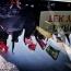 У турецкой авиабазы Инджирлик прошла антиамериканская акция протеста