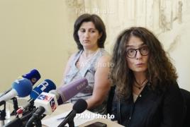 Актриса Арсине Ханджян намерена продолжить участие в акциях протеста в поддержку «Сасна црер»