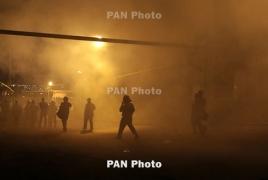 В результате столкновений в ходе акций протеста в Ереване 17-летний гражданин лишился глаза