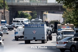 Yerevan: Charges brought against two more gunmen