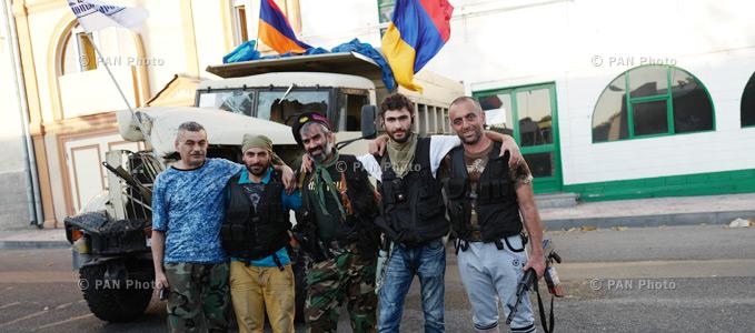 Объединение армянских академиков Германии призывает лидеров «бархатной революции» способствовать освобождению «Сасна Црер» и других политзаключенных