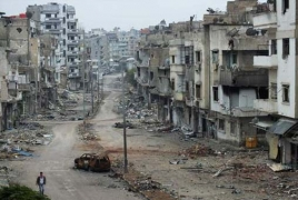 UN deputy Syria envoy in Damascus for talks on proposed new peace round