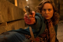 """Brie Larson action-thriller """"Free Fire"""" to close BFI London Film Festival"""