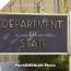 U.S. Department of State slams use of violence for political change