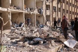 В Алеппо тяжело ранена закрывшая собой детей от снаряда россиянка