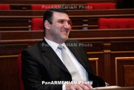 Генпрокурор РА подал в отставку