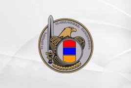 Начальник следственного управления СНб Армении освобожден от должности