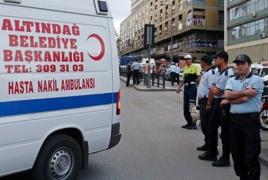 Взрыв на юго-востоке Турции: 5 военных погибли, 8 ранены