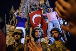 Турецкий военный впервые попросил убежища в США