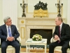 Sargsyan, Putin to talk political interaction, regional issues in Moscow